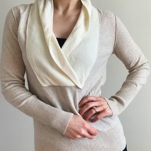 Banana Republic Lux Cashmere Blend Sweater